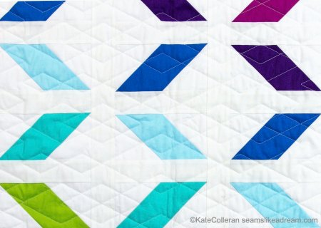 Exploring Quilting Basics: How to Choose a Quilt Design for your Next Quilting Project, tips featured by top US quilting blog and shop, Seams Like a Dream Quilt Designs.