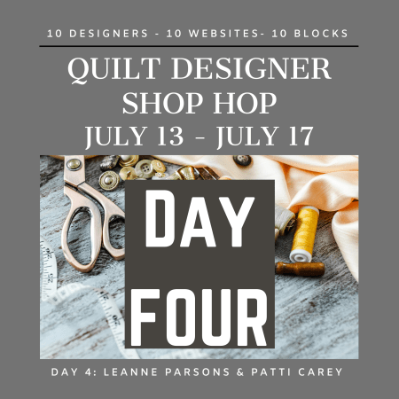 Quilt Designer Shop Hop - Day 4 featured by top US quilting shop and blog, Seams Like A Dream Designs.