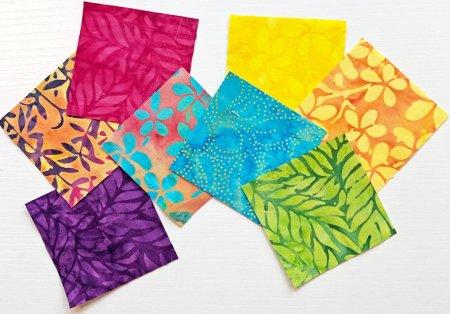 Exploring Quilting Basics: Four Patch Quilt Block