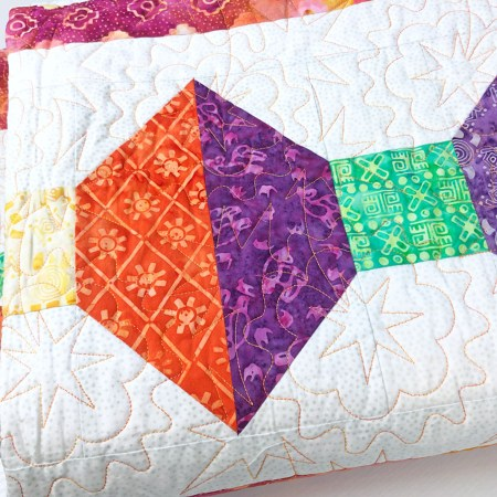 Hope for Tomorrow Quilting Blog Hop: Quilts that Make Us Feel Good