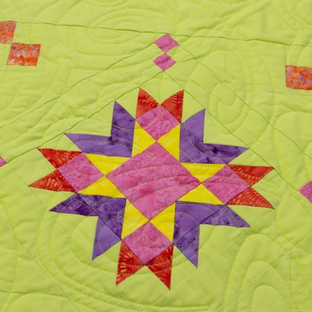 Astria: A New Star Quilt Pattern
