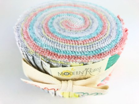 Top US quilting blog and shop, Seams Like a Dream Quilt Designs, explains the terms jelly roll and knife edge finish!