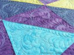 A Quilter's Alphabet: Letter N - Nesting and Negative Space in Quilting