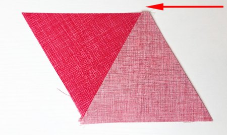 Top US quilting blog and shop, Seams Like a Dream Quilt Designs, shares about quilting triangles!