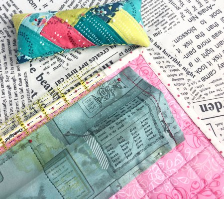 Top US quilting blog and shop, Seams Like a Dream Quilt Designs, shares about how to hang a quilt on the wall!