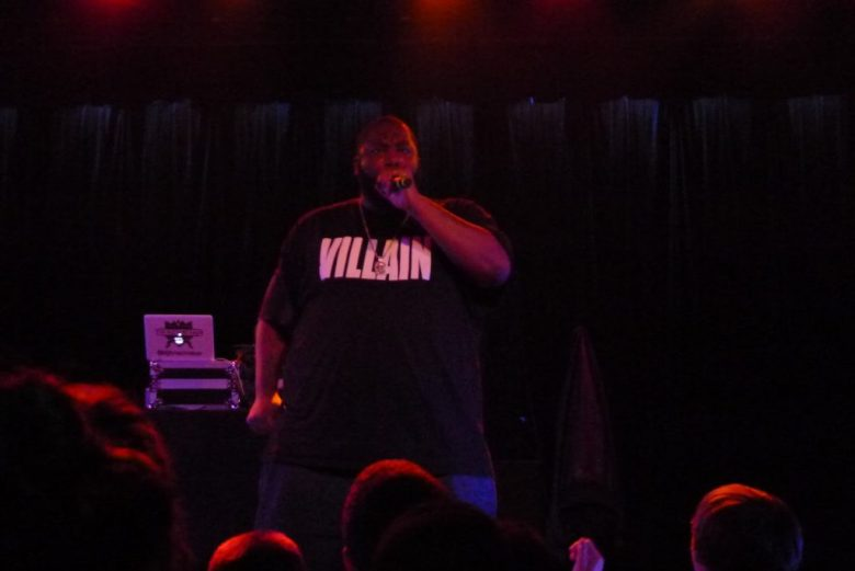 KIller Mike Villain