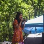Raveena Performing at Sol Blume Festival