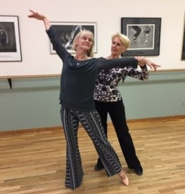 Interview Dancesport judge, Jenell Maranto, talks about women's ballroom dance costumes, Simply Smooth Bootcamp, ballroom dancing, ballroom dance