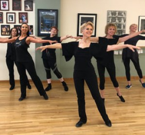 Interview Dancesport judge, Jenell Maranto, talks about women's ballroom dance costumes, Simply Smooth Bootcamp, ballroom dancing, ballroom dance