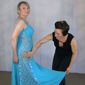 online sewing school- how to make competition ballroom dance dress, country dance dress, ice skating dress