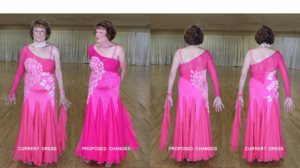 7 Ways to Update a Lace Ballroom Dance Dress