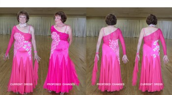 lace ballroom dance dress, ballroom dancing costume
