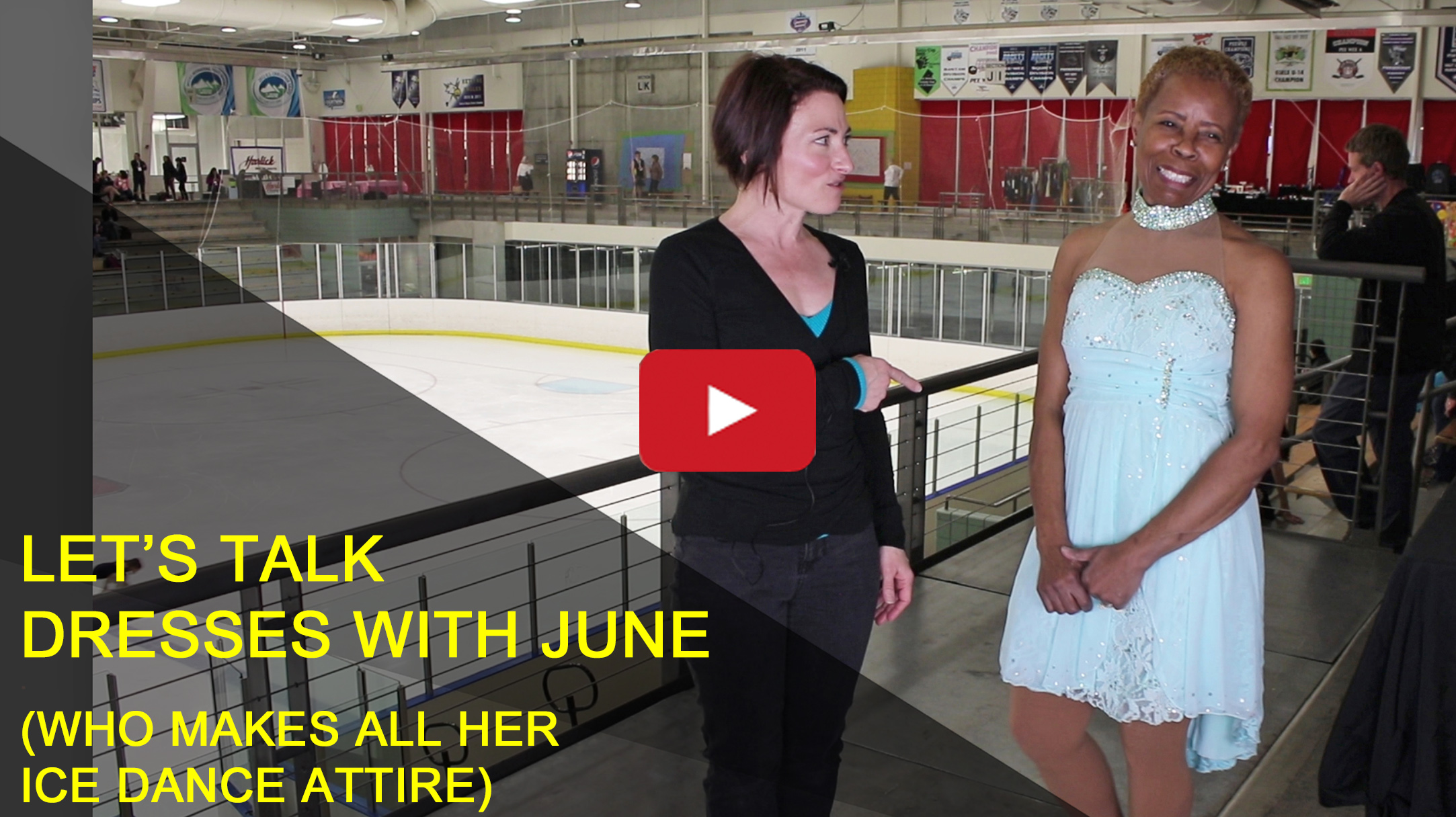 June ice dance dress, dye flesh mesh, adult figure skating dress, ice dance dress at Adult Nationals 2019