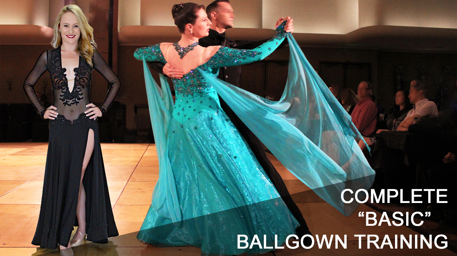 How to make a competition Dancesport ballgown. Get complete ballgown training with the professional tools and tips you need to succeed.