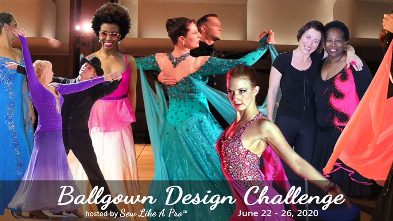 5-Day Ballgown Design Challenge