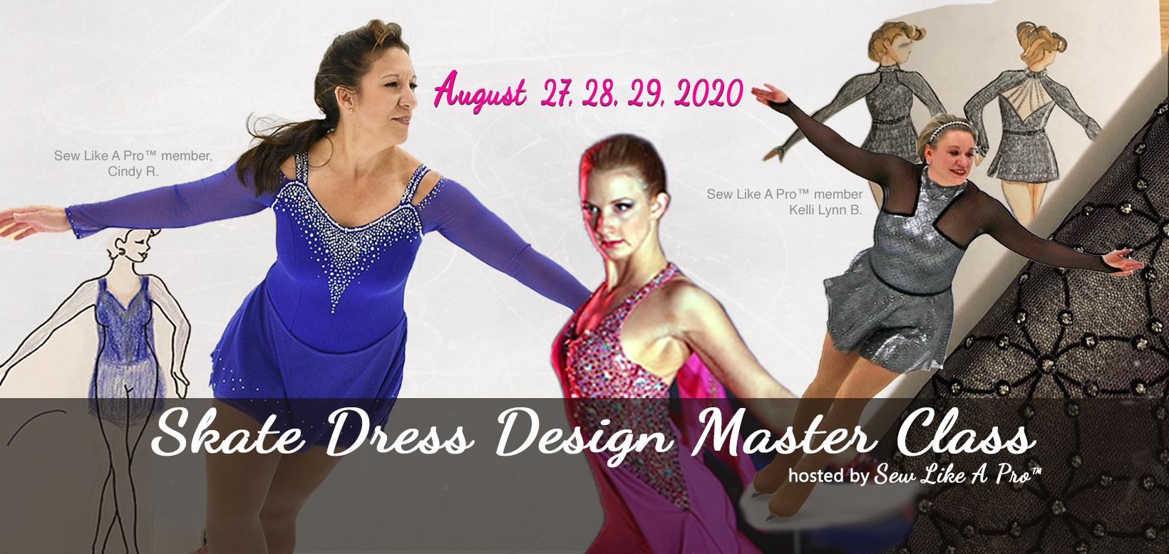 Free 3-Day Skate Dress Design Master Class
