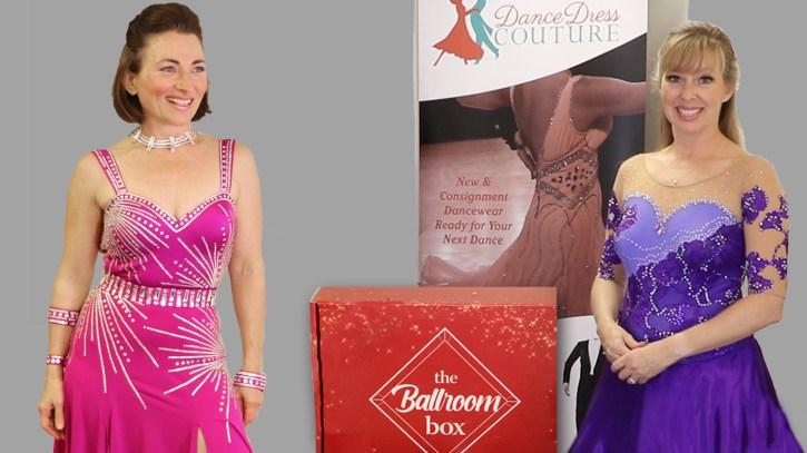 Ballroom dance dress consignment shop Duffy Betterton Teresa Sigmon