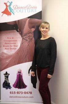 dance dress couture duffy betterton dance dress consignment shop