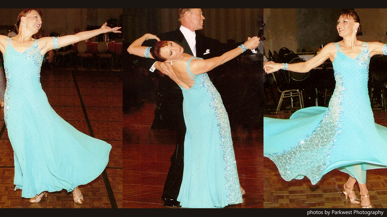 Three Steps To Change A Dancesport Gown