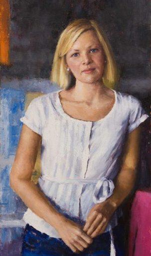 Young-Woman-Portrait-Painting-Seamus-Berkeley