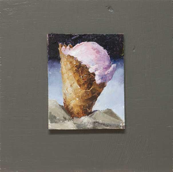 Strawberry-Ice-Cream-Painting-Seamus-Berkeley