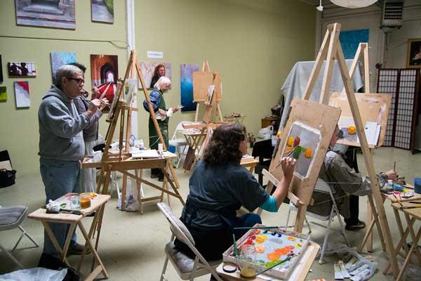 Fundamentals-Painting-Workshop-Seamus-Berkeley