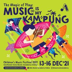 Children's Music Festival 2021