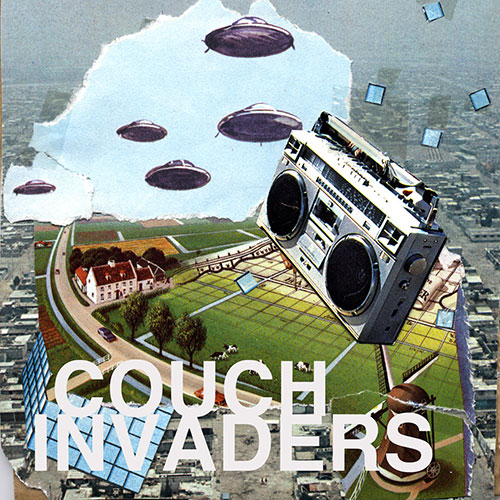 Couch Invaders