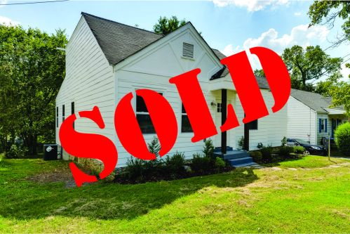 518 East Trinity Ln – SOLD