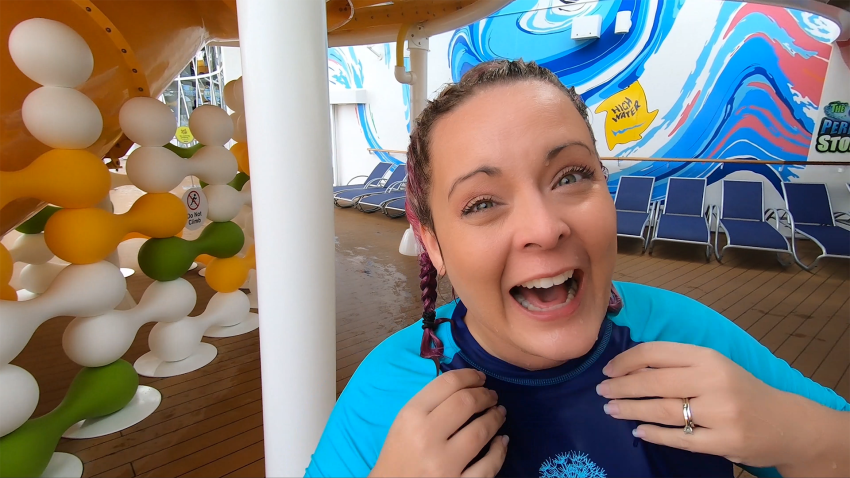 Symphony of the Seas Cruise Vlog Day 4