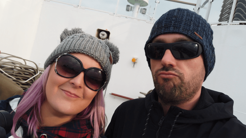 P&O Ventura Cruise Vlog Day 1