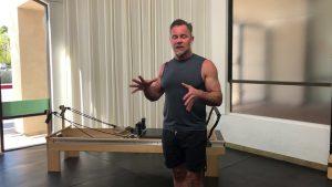 Familiar to foreign movement - Progressive Pilates Workshop