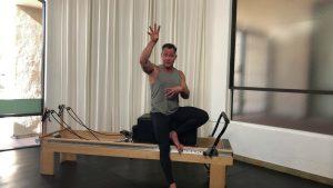 Prone abdominal engagement - Progressive Pilataes Workshop