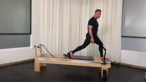 Lunge mechanics - Progressive Pilates Workshop