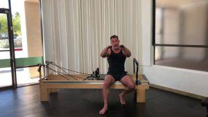 Sit Bone Reach - Progressive Pilates Workshop
