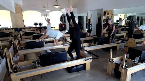 10AM All Levels Pilates Reformer Group Class – Vimeo thumbnail
