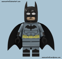 Lego Batman - New 52