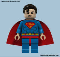 Lego Superman - Classic