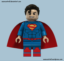 Lego Superman - New 52