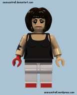 Lego Faith Connor