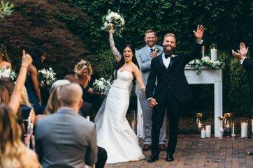 Greener Filled Outdoor Seattle Wedding
