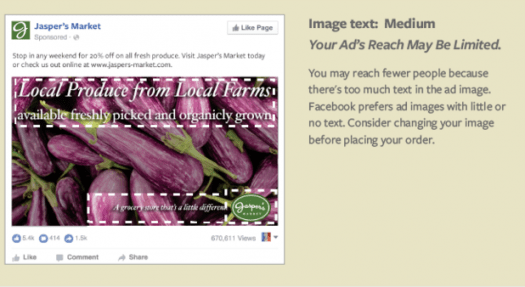 Facebook Changes Ad Image Text Overlay Rule | Social Media Today