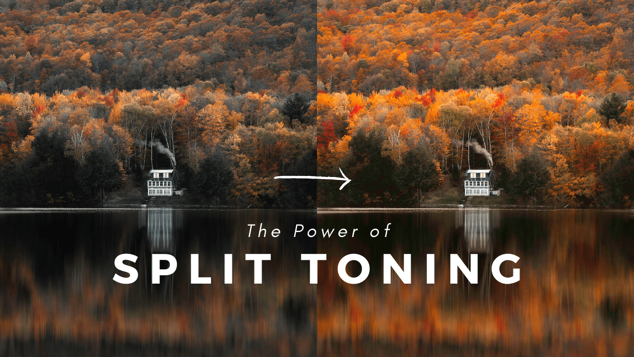 Split Toning Tutorial: You Need to Be Using This Feature!