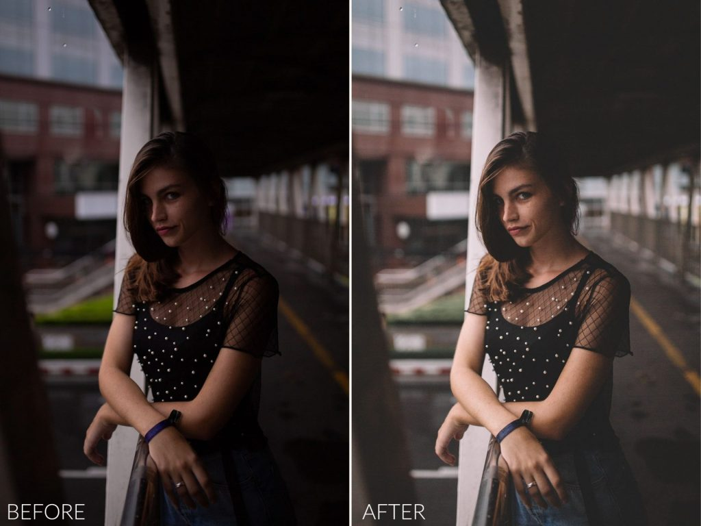 Classic Portrait Preset Pack Special Offer
