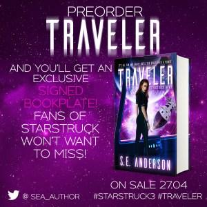Traveler Preorder gift