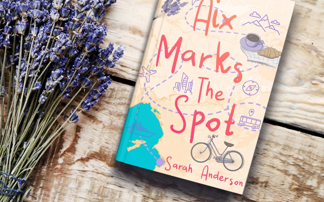 Aix Marks the Spot is now available for pre-order!