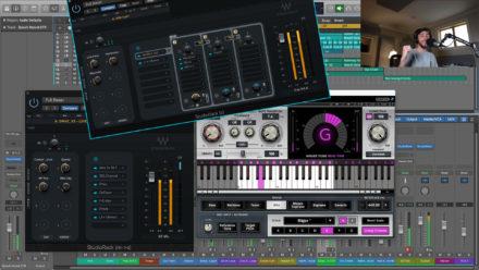 studiorack waves v11 compatibility update