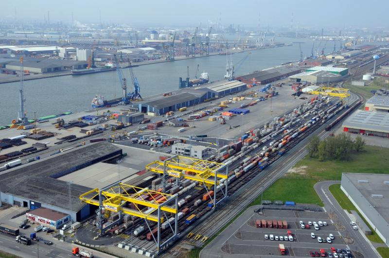 Port of Antwerp sets new records with best half year ever