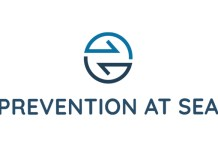 Prevention at Sea logo