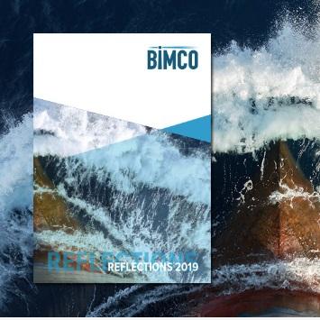 BIMCO Reflections Cover 2018
